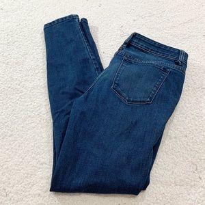 Prana skinny stretch dark comfort jeans 27 4